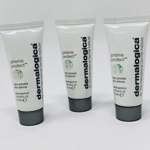 3 pk Dermalogica Prisma Protect- SPF 30- 0.24 oz.